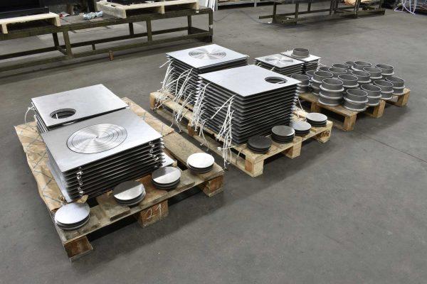 Produzione componenti azienda meb meccanica