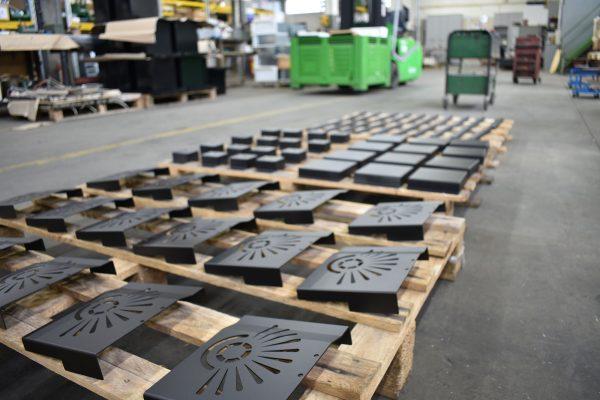 Magazzino produzione elementi meb meccanica